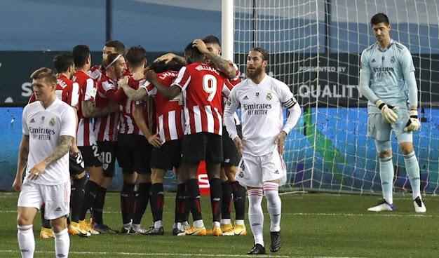 ملخص مباراة أتلتيك بلباو وريال مدريد (1-2) في كأس السوبر الإسباني
