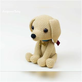patron amigurumi Cachorro Lucky amigurumi today