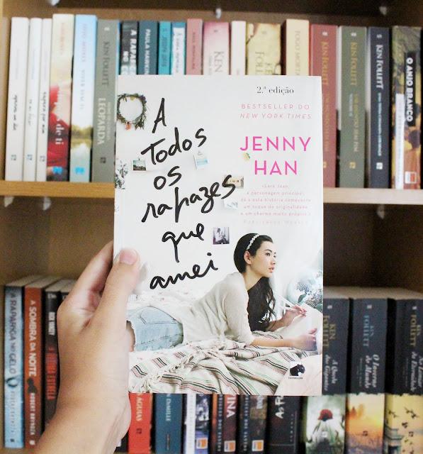 Melhores livros para adolescentes: ''A todos os rapazes que amei''