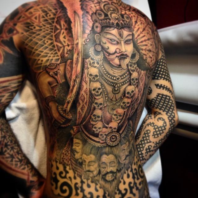 significado-tatuaje-hindu