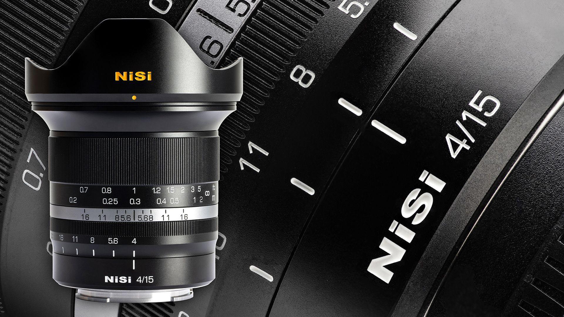 Объектив Nisi 15mm f/4.0