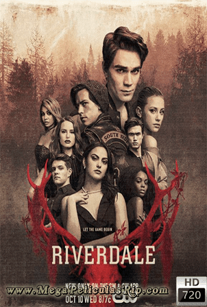 Riverdale Temporada 3 [720p] [Latino-Ingles] [MEGA]