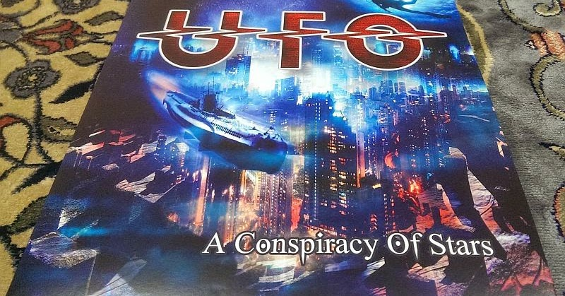 Ku Di Halaman Rindu Ufo A Conspiracy Of Stars Double