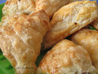 How to Make an Easy Homemade Puff Pastry