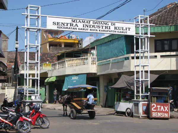 Sukaregang, Sentra Kulit di Kota Garut