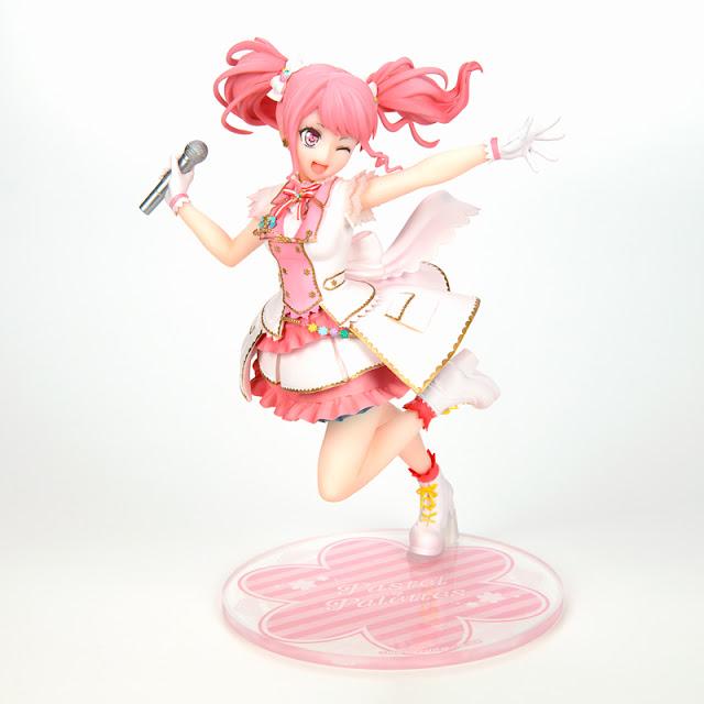 Figuras: Vocal Collection Maruyama Aya de BanG Dream! Girls Band Party! - Bushiroad Creative