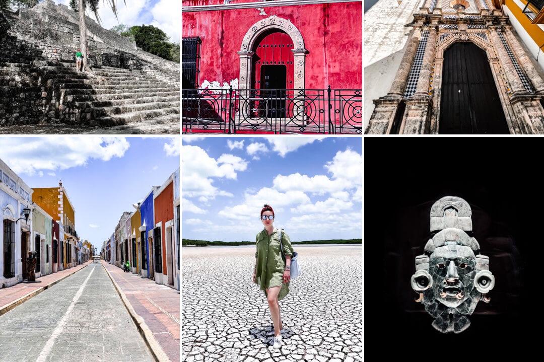 Mexique Yucatan Road Trip