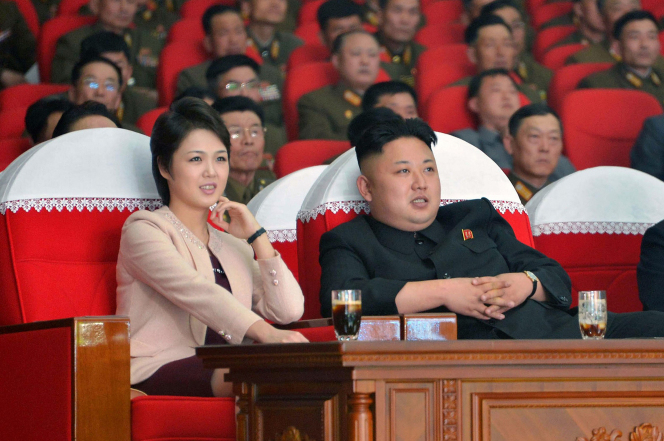 Kim Jong Un reportedly blew up office over 'dirty depictions' of his wife #Arewapublisize