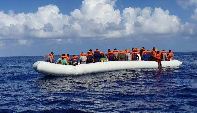وصول 101 مهاجر تونسي سري إلى السواحل الإيطالية خلال24 ساعة فقط
