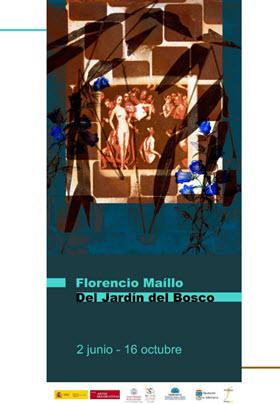 'Florencio Maíllo. Del Jardín del Bosco' exposición en el Museo Nacional de Artes Decorativas