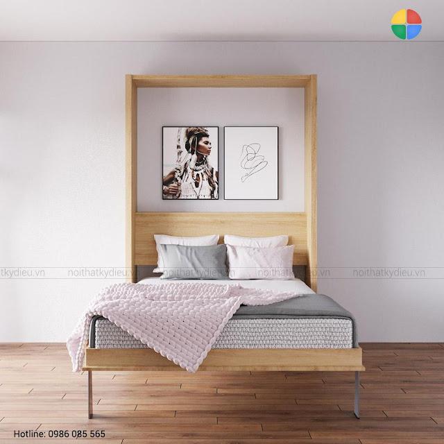giường gấp thông minh cho trẻ