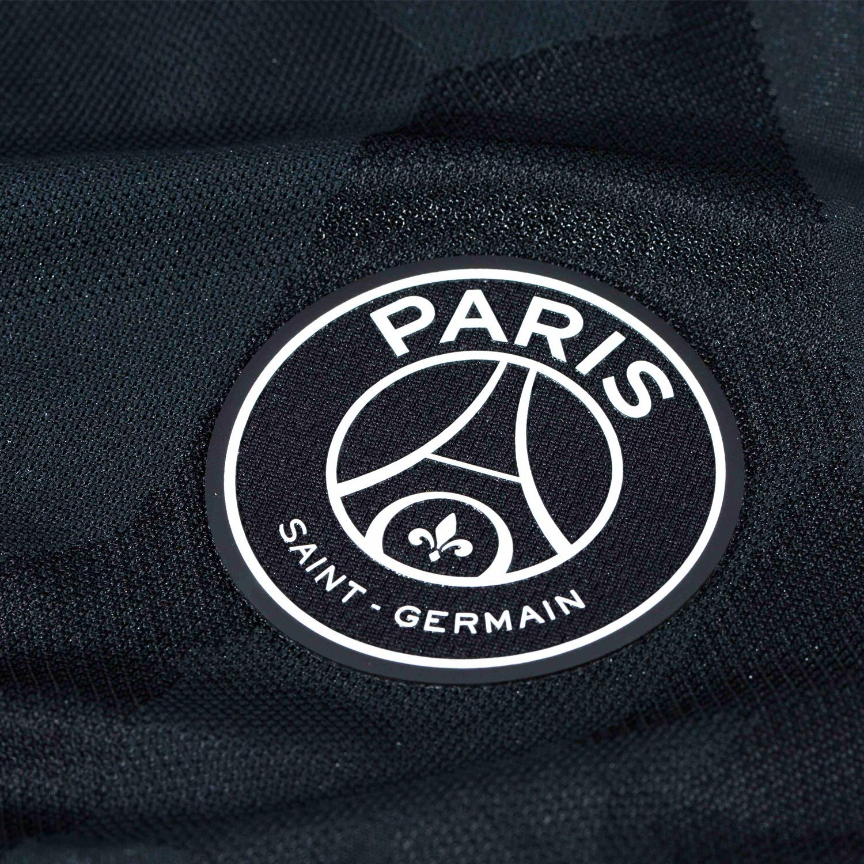 Psg: Paris Saint-Germain 17-18 Third Kit Released
