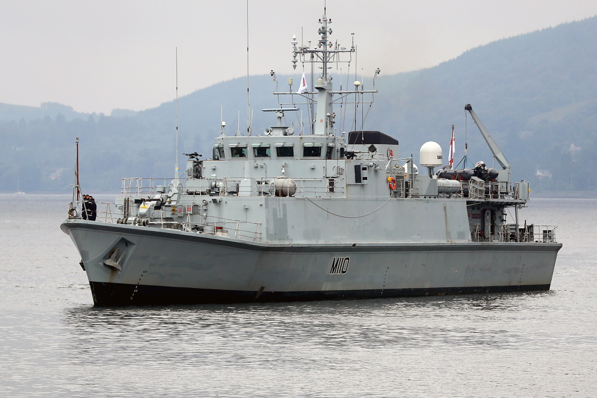 HMS Ramsey (M110)