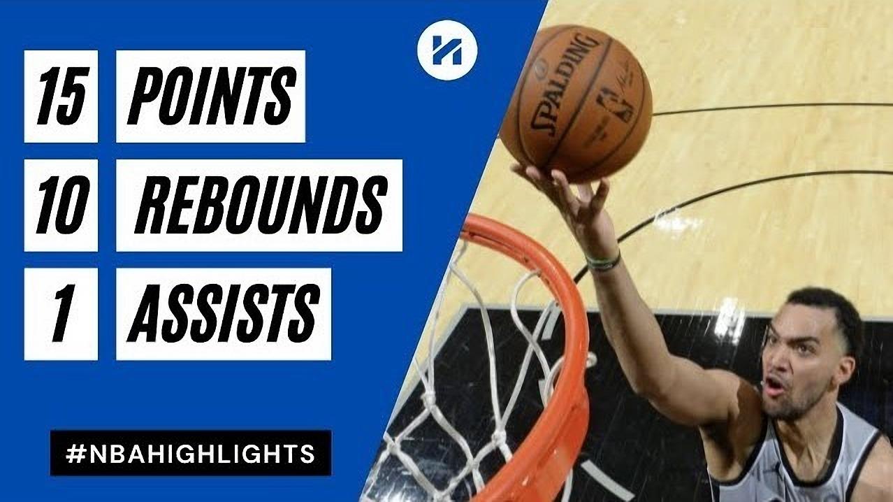 Trey Lyles 15pts 10reb vs OKC | March 4, 2021 | 2020-21 NBA Season