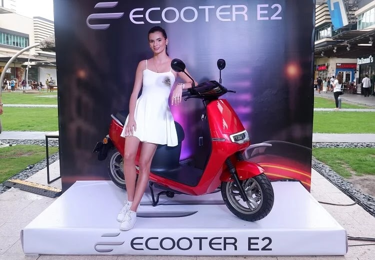 Ecooter E2 Lands in PH, Priced