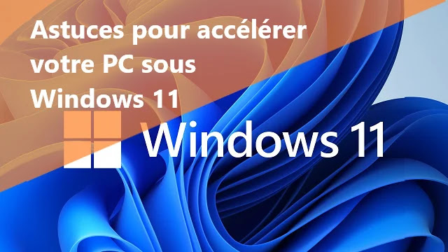 Windows 11 accélère votre PC grâce à des nouvelles astuces.