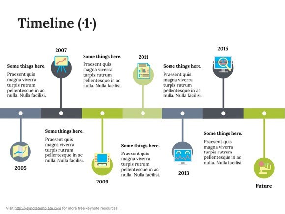 Timeline Templates For Projects In Microsoft Word - Excel Template