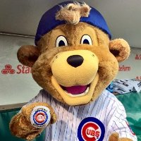 Clark the Cub, the Chicago Cubs mascot