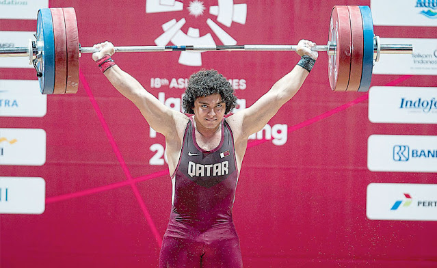 Weightlifting tokyo 2020
