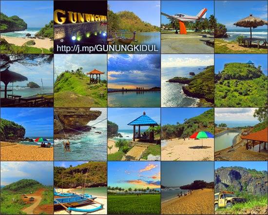 profil wisata gunungkidul yogyakarta