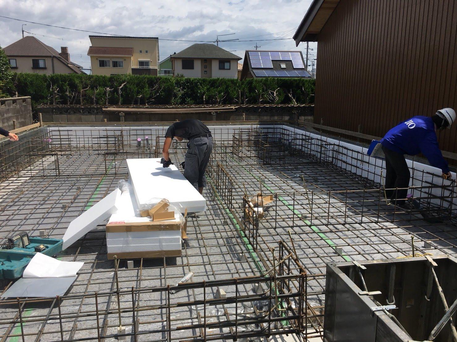 外断熱の基礎 自然素材・全館空調の家
