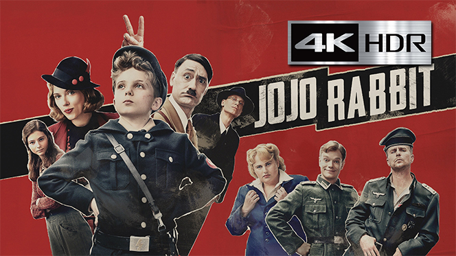 Jojo Rabbit (2019) 4K UHD [HDR] Latino-Ingles