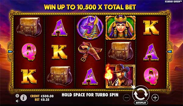 Main Gratis Slot Indonesia - John Hunter and the Tomb of the Scarab Queen (Pragmatic Play)