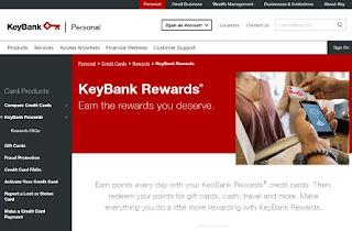 Key Bank Rewards Login