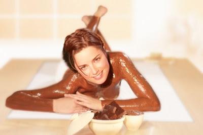 chica chocolate · conlosochosentidos.es
