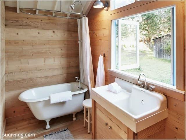 صور حمامات - حمامات مودرن 15 | Bathroom Photos - Modern Bathrooms 15