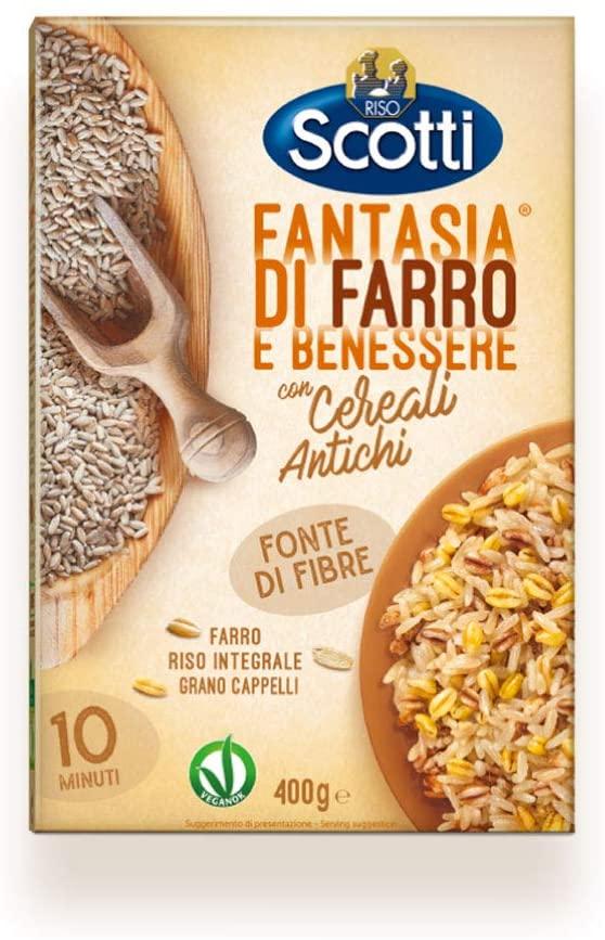 Farro Bio vegano