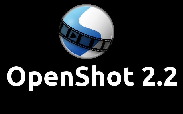 OpenShot Video Editor 2.2