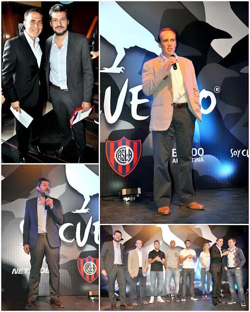 Se realizó el lanzamiento de Netshoes de San Lorenzo