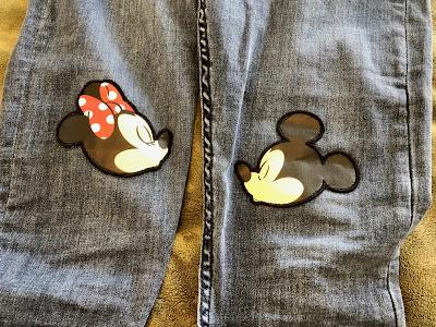 Mickey & Minnie jeans