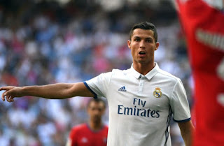 Sport: Ronaldo gives Real Madrid list of three players to buy