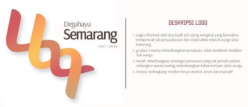 Inilah Pemenang Lomba Logo HUT Ke-469 Semarang