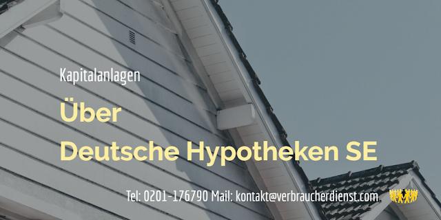 Beitragsbild: Hypothekenfonds | Deutsche Hypotheken SE | Eckard Schulz