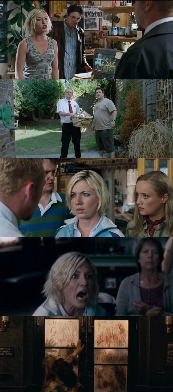 Shaun of the Dead 2004 Dual Audio
