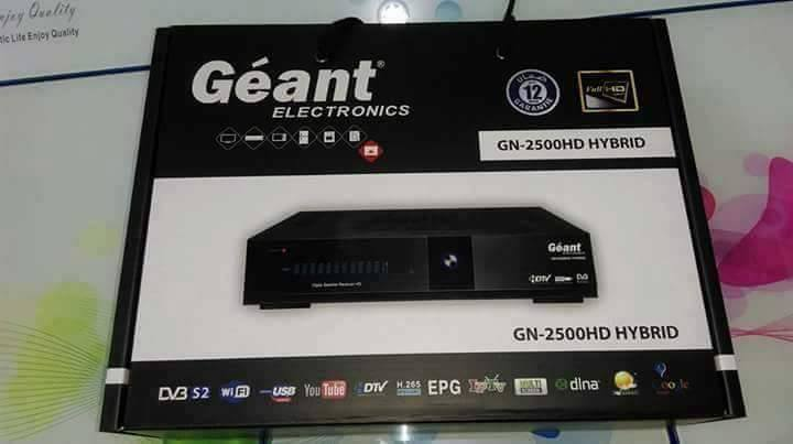 flash geant 2500hd hybrid