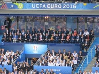 Portugal win Euro 2016.