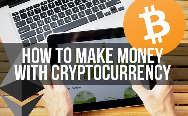 methods make money with cryptocurrency earn profits bitcoin trading crypto revenue