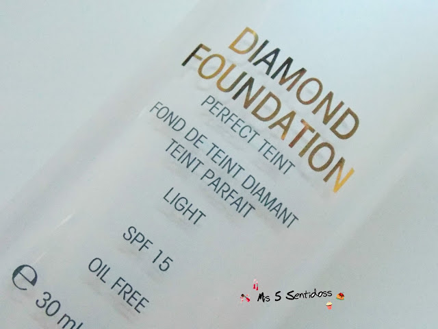 Diamond Foundation de Être Belle