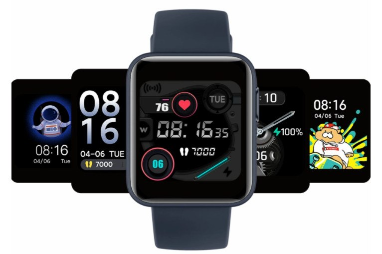Xiaomi Apple Watch clone now available in Germany