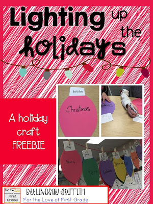 https://www.teacherspayteachers.com/Product/Light-Up-the-Holidays-Free-Holiday-Craft-2235190