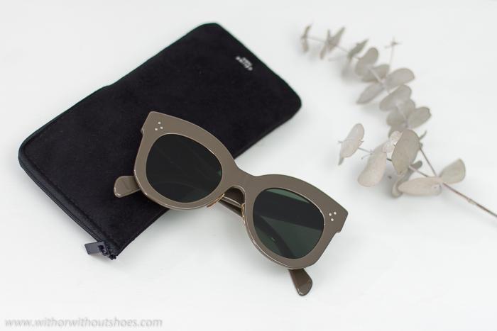 Donde comprar gafas de sol de la marca Céline