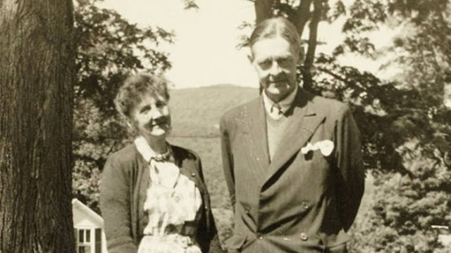 Η κρυφή ερωτική αλληλογραφία του Τ.Σ. Έλιοτ με την Έμιλι Χέιλ
