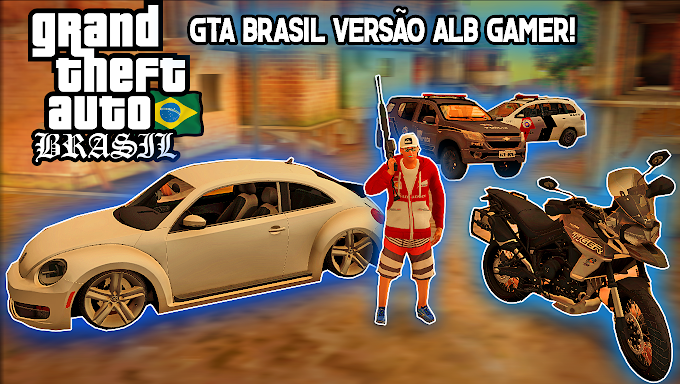 ESPECIAL DE 30 MIL INSCRITOS: SAIU NOVO GTA MODIFICADO ALB GAMER!