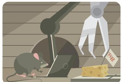BELAJAR IT | Inilah 5 Ciri Ciri Kerusakan yang Muncul pada Mouse Mudah Terlihat