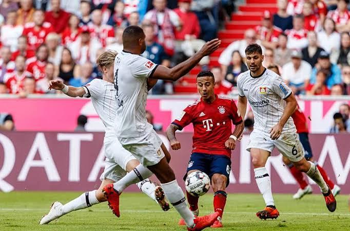 مشاهدة مباراة بايرن ميونخ وبايرليفركوزن بث مباشر اليوم 30-11-2019 في الدوري الالماني