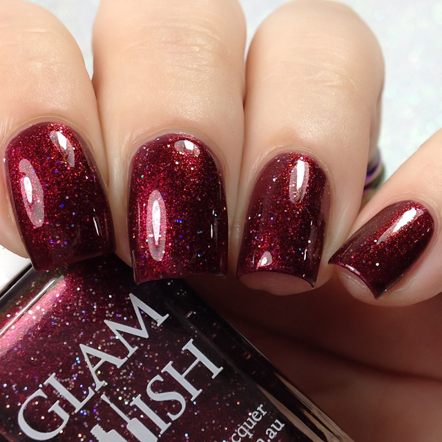 Glam Polish-Without Passion… We'd Truly Be Dead
